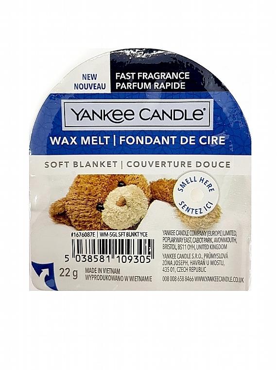 Duftwachs Soft Blanket - Yankee Candle Soft Blanket Wax Melt