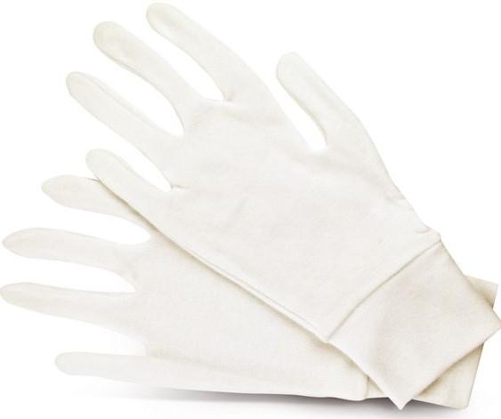 Kosmetische Baumwollhandschuhe 6105 - Donegal — Bild N1