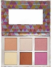Düfte, Parfümerie und Kosmetik Make-up Palette - Bellapierre Glowing Palette 2
