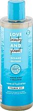 Düfte, Parfümerie und Kosmetik Duschgel mit Algen und Eukalyptus - Love Beauty&Planet Marine Algae & Eucalyptus Shower Gel