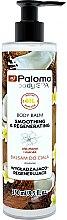 Düfte, Parfümerie und Kosmetik Glättender und regenerierender Körperbalsam mit Monoi- und Marulaöl - Paloma Body SPA Balsam