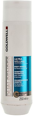 Volumen-Shampoo für feines Haar - Goldwell DualSenses Ultra Volume Boost Shampoo — Bild N1