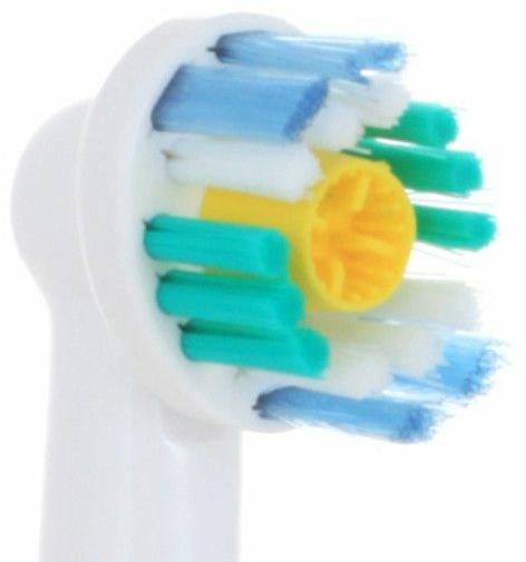 Ersatzköpfe für elektrische Zahnbürste 2 St. - Oral-B 3D White EB18 — Bild N2