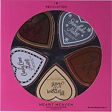 Highlighter-Set - I Heart Revolution Heaven (Highlighter/5x10g) — Bild N1