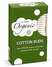 Düfte, Parfümerie und Kosmetik Wattestäbchen - Simply Gentle Organic Cotton Buds