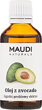 Düfte, Parfümerie und Kosmetik Beruhigendes Öl mit Avocado - Maudi