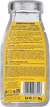 Energetisierende präbiotische Gesichtsmaske mit Banane und Wassermelone - Bielenda Smoothie Mask Prebiotic Energizing Mask — Bild N2