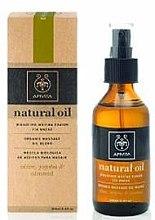 Düfte, Parfümerie und Kosmetik Bio-Massageölmischung - Apivita Organic oil blend