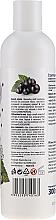 Shampoo für mehr Volumen mit Extrakt aus schwarzen Johannisbeeren, Seidenprotein und Sheabutter - Ovoc Black Currant Shampoo — Bild N2