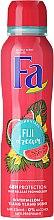Düfte, Parfümerie und Kosmetik Deospray Antitranspirant - Fa Fiji Dream Deodorant