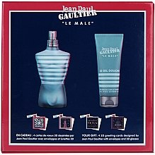 Jean Paul Gaultier Le Male - Duftset (Eau de Toilette 75ml + Duschgel 75ml) — Bild N10