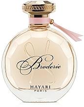 Düfte, Parfümerie und Kosmetik Hayari Broderie - Eau de Parfum