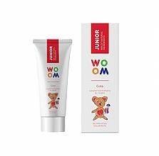 Düfte, Parfümerie und Kosmetik Zahnpasta für Kinder Junior Cola - Woom Junior Cola Toothpaste