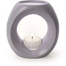 Düfte, Parfümerie und Kosmetik Aromalampe - Primavera Fragrance Lamp Taupe Matte Oil Wax Melt Warmer