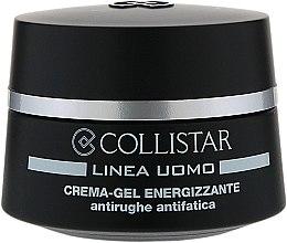 Set Gesichtscreme-Gel und After Shave - Collistar Linea Uomo Energizzante (cr/50ml + ash/gel/15ml) — Bild N3