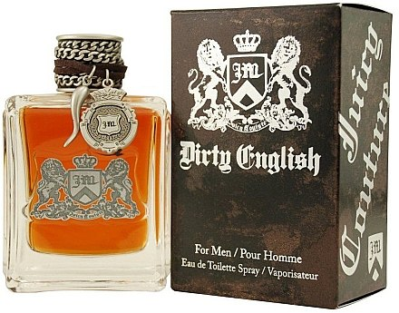 Juicy Couture Dirty English for Men - Eau de Toilette — Bild N1