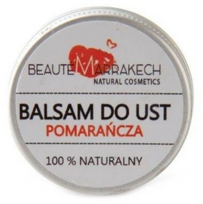 Natürlicher Lippenbalsam mit Orangenduft - Beaute Marrakech Lip Balm — Bild N1