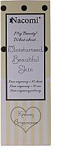 Düfte, Parfümerie und Kosmetik Gesichtspflegeset - Nacomi Argan Oil Moisturized Beautiful Skin (Tages- und Nachtcreme 2x50ml+Augencreme 15ml)