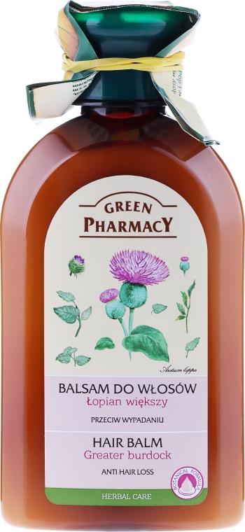 Conditioner gegen Haarausfall mit Klettenextrakt - Green Pharmacy
