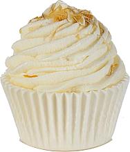 Düfte, Parfümerie und Kosmetik Badecupcake Milk & Honey - Bomb Cosmetics Bath Melts Milk and Honey Brulee Cup