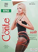 Düfte, Parfümerie und Kosmetik Strumpfhose für Damen Style 20 Den Natural - Conte