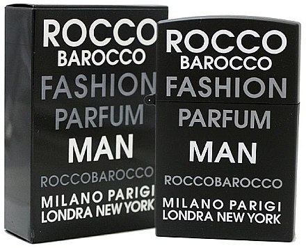 Roccobarocco Fashion Man - Eau de Toilette  — Bild N1
