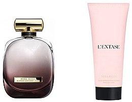 Düfte, Parfümerie und Kosmetik Nina Ricci L'Extase - Duftset (Eau de Parfum 80ml + Körperlotion 100ml)