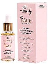 Reines Rizinusöl für Gesicht, Nägel, Wimpern und Haare - One&Only Cosmetics For Face Nails Eyelashes Hair 100% Pure Certified Castor Oil — Bild N1