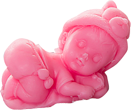 Düfte, Parfümerie und Kosmetik Handgemachte Glycerinseife Baby mit Kirschduft - LaQ Happy Soaps Natural Soap