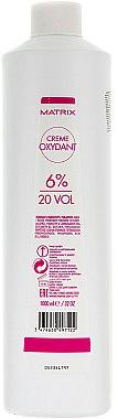 Creme-Oxidationsmittel 6% - Matrix Cream Oxydant 20 Vol. 6 % — Bild N1