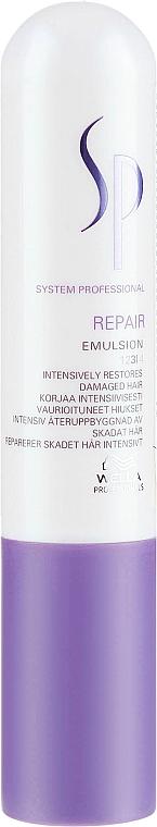 Intensive Regeneration für strapaziertes Haar - Wella S Repair Emulsion — Bild N1