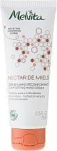 Düfte, Parfümerie und Kosmetik Straffende Handcreme - Melvita Nectar De Miels Hand Cream