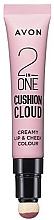 Düfte, Parfümerie und Kosmetik Cremige Lippen- & Wangenfarbe - Avon Liquid Lip Cushion