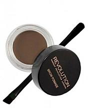 Düfte, Parfümerie und Kosmetik Augenbrauenpomade - Makeup Revolution Brow Pomade