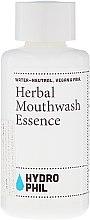 Düfte, Parfümerie und Kosmetik Kräuter-Mundspülung-Essenz - Hydrophil