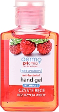 Düfte, Parfümerie und Kosmetik Antibakterielles Handgel Erdbeere - Dermo Pharma Antibacterial Hand Gel