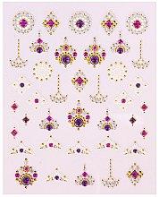 Düfte, Parfümerie und Kosmetik Nagelsticker - Peggy Sage Decorative Nail Stickers Luxury (1 St.)