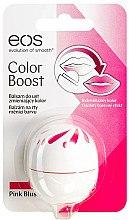 Düfte, Parfümerie und Kosmetik Lippenbalsam Pink Blush - EOS Color Boost Pink Blush