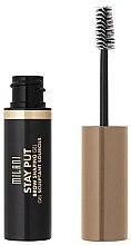 Düfte, Parfümerie und Kosmetik Augenbrauengel - Milani Stay Put Brow Shaping Gel