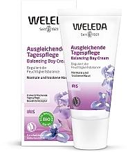 Erfrischende und feuchtigkeitsspendende Tagescreme mit Iris - Weleda Iris Tagescreme — Bild N2