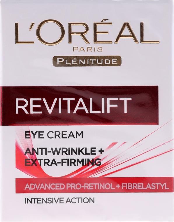 Augenkonturcreme - L'Oreal Paris Revitalift