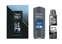 Duftset - Dove FM ECO1 Hydration Balance (Duschgel 250ml + Deospray 150ml) — Bild N2
