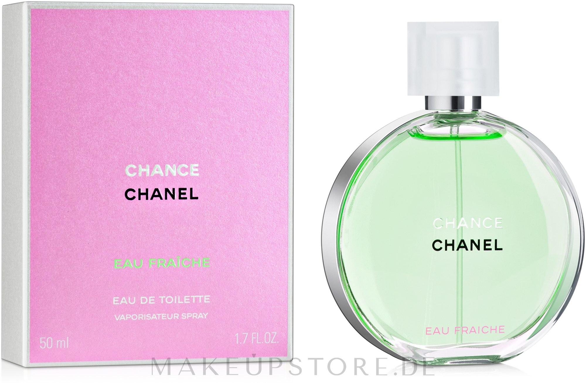 Chanel Chance Eau Fraiche - Eau de Toilette  — Bild 50 ml