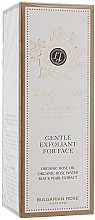 Düfte, Parfümerie und Kosmetik Sanftes Gesichtspeeling - Bulgarian Rose Lady's Joy Luxury Gentle Exfoliant For Face