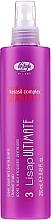 Düfte, Parfümerie und Kosmetik Glättendes Haarfluid - Lisap Milano Lisap Ultimate 3 Straight Fluid Spray