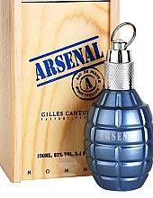 Gilles Cantuel Arsenal Blue - Eau de Parfum — Bild N2