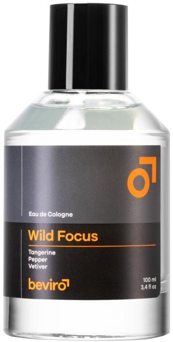 Be-Viro Wild Focus - Eau de Cologne — Bild N2