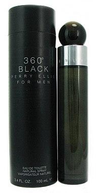 Perry Ellis 360 Black for Men - Eau de Toilette — Bild N1