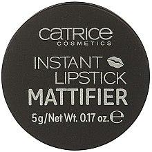 Düfte, Parfümerie und Kosmetik Mattierendes Lippengel - Catrice Instant Lipstick Mattifier