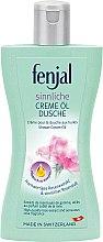 Düfte, Parfümerie und Kosmetik Duschcreme-Öl mit Rosenextrakt - Fenjal Sensual Shower Cream Oil Rose